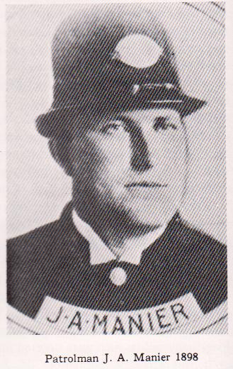 Police Officer James A. Manier | Atlanta Police Department, Georgia