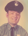 Patrolman James Franklin Marchbanks   Savannah Police Department, Georgia
