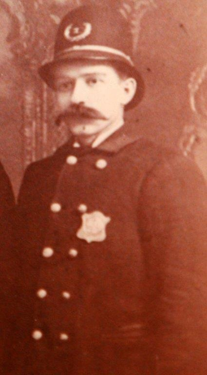 Patrolman George H. Martin | Carlisle Borough Police Department, Pennsylvania