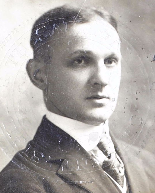 Federal Prohibition Agent Frank Matuskowitz   United States Department of the Treasury - Internal Revenue Service - Prohibition Unit, U.S. Government