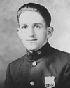 Patrolman Ernest F. McCarron | New York City Police Department, New York