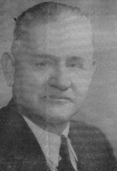 Sheriff Charles Vernon McGriff | Story County Sheriff's Department, Iowa