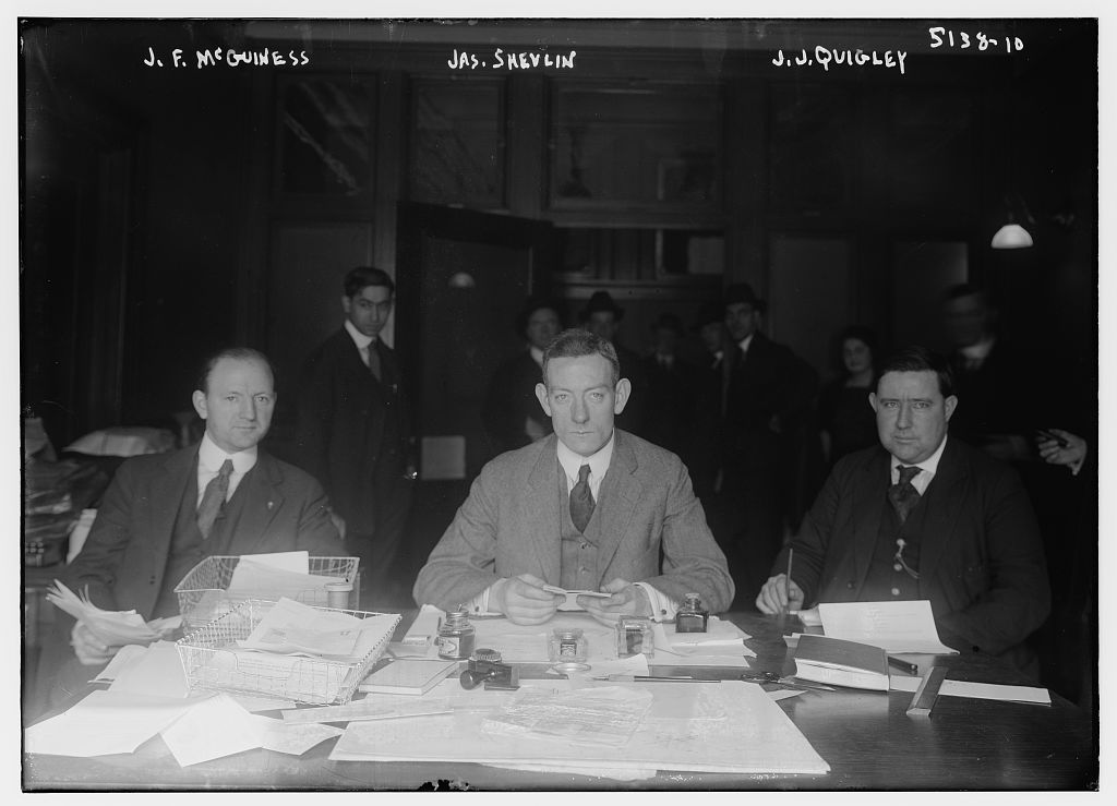Federal Prohibition Agent James Francis McGuiness | United States Department of the Treasury - Internal Revenue Service - Prohibition Unit, U.S. Government