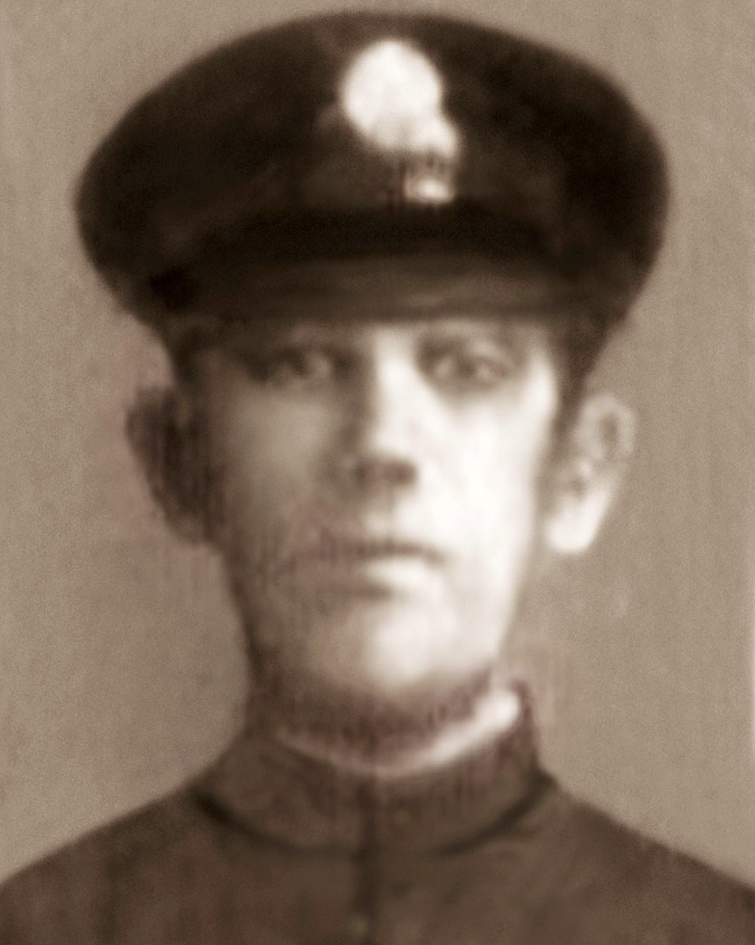 Patrol Officer Matthew J. McNally | Waterbury Police Department, Connecticut