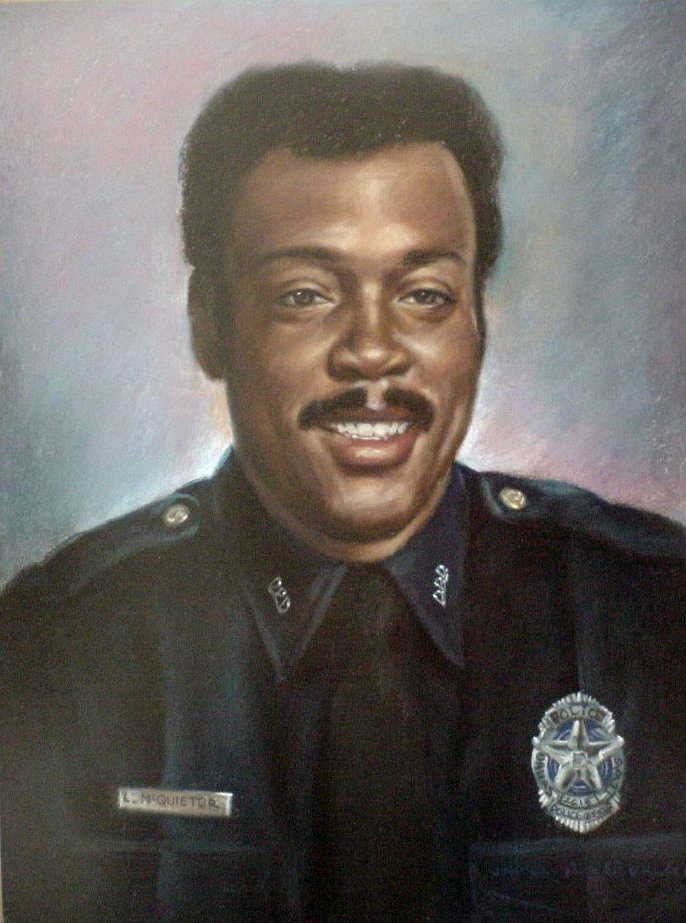Officer Levy McQuietor | Dallas Police Department, Texas
