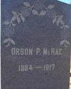 Deputy Sheriff Orson McRae   Cochise County Sheriff's Department, Arizona