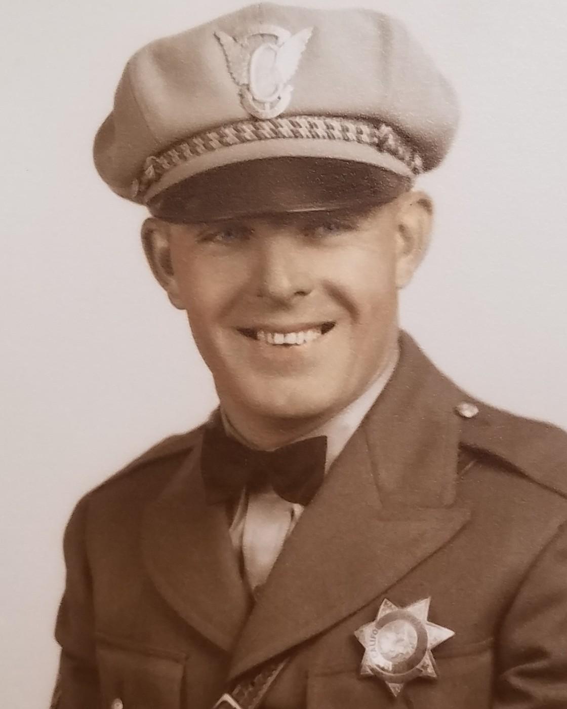 Officer Marion Paul Mengedoth | California Highway Patrol, California