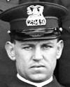 Patrolman James F. Mitchell   Chicago Police Department, Illinois