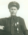 Chief of Police Amos Morris | Mannington Police Department, West Virginia