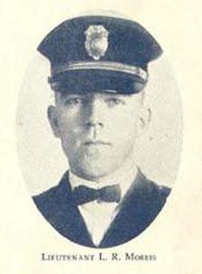 Patrolman Leonard Russell Morris | Roanoke City Police Department, Virginia