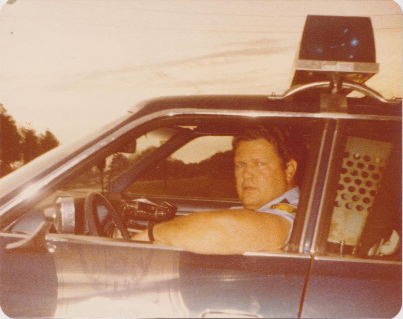 Patrolman Newbern Brantley Moss | Gordo Police Department, Alabama