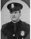 Patrolman George Antone Motquin | Green Bay Police Department, Wisconsin