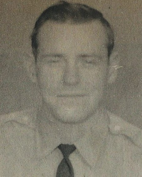 Patrolman Richard Murray | Irvington Police Department, New Jersey
