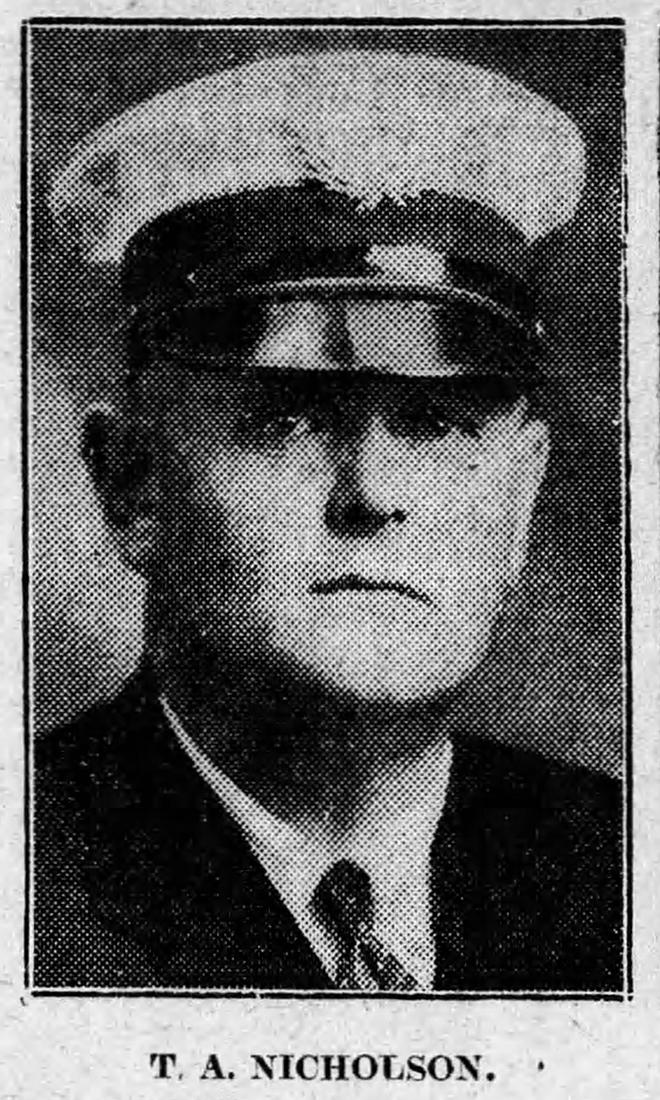 Patrolman Thomas Alonzo Nicholson | Lakeland Police Department, Florida