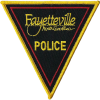 Fayetteville Police Department, North Carolina