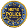 Metro Nashville Police Department, Tennessee
