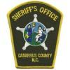 Cabarrus County Sheriff's Office, North Carolina