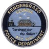 Pendergrass Police Department, Georgia