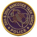 Texas Judicial District Narcotics Task Force, Texas