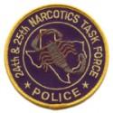 Texas Judicial District Narcotics Task Force, Texas