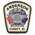 Anderson County Sheriff's Office, South Carolina