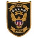 Dewar Police Department, Oklahoma