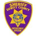 DeWitt County Sheriff's Office, Illinois