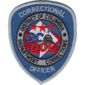 District of Columbia Department of Corrections, District of Columbia