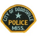 Doddsville Police Department, Mississippi