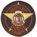 Dodge County Sheriff's Office, Georgia