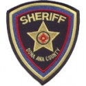 Dona Ana County Sheriff's Department, New Mexico