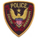 Drew Police Department, Mississippi