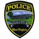 Dunbar Police Department, West Virginia