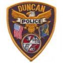 Duncan Police Department, Oklahoma