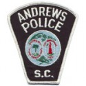 Andrews Police Department, South Carolina