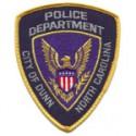 Dunn Police Department, North Carolina