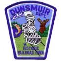 Dunsmuir Police Department, California