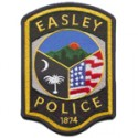 Easley Police Department, South Carolina