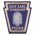 East Earl Township Police Department, Pennsylvania