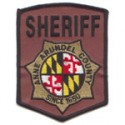Anne Arundel County Sheriff's Office, Maryland