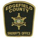 Edgefield County Sheriff's Department, South Carolina