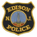 Edison Police Department, New Jersey