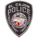 El Cajon Police Department, California