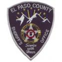 El Paso County Sheriff's Office, Colorado