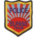 El Paso Police Department, Texas