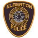 Elberton Police Department, Georgia