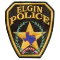 Elgin Police Department, Texas