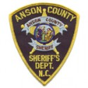 Anson County Sheriff's Office, North Carolina