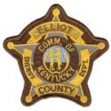 Elliott County Sheriff's Department, Kentucky