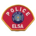 Elsa Police Department, Texas